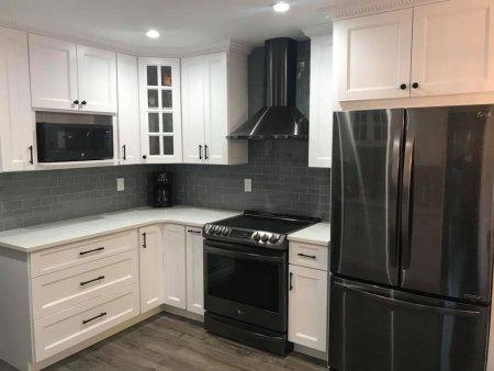 after kitchen-renovation - appliances