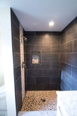 Ridge bathroom - after