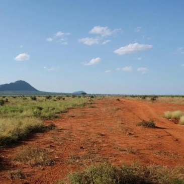 panorama sabbia rossa tsavo est