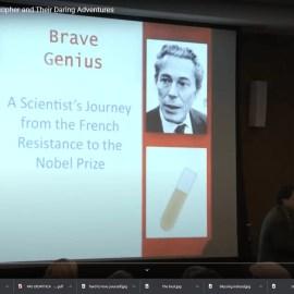 viaggio scientifico di Jacob Monod