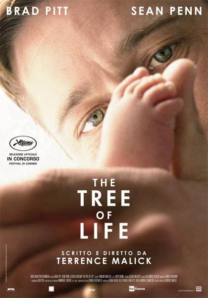 locandina del film The tree of life di Terrence Malick