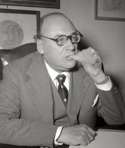 Riccardo Bacchelli, autore de Il mulino del Po