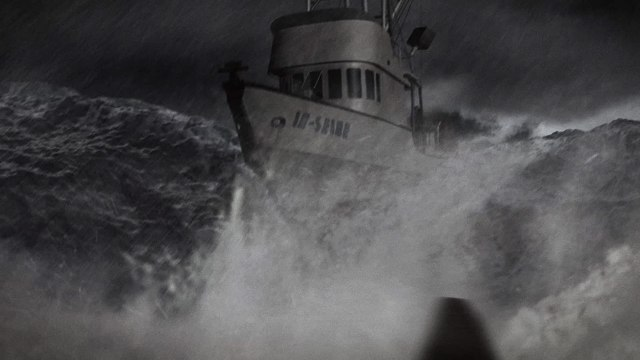 la nave in cgi di sharknado