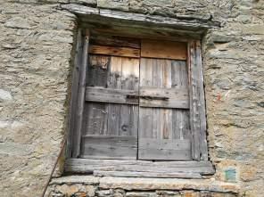 Der Eingang zum Heuboden