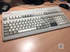 Nicht mehr ganz so aktuelle, dafür funktionelle Tastaturen