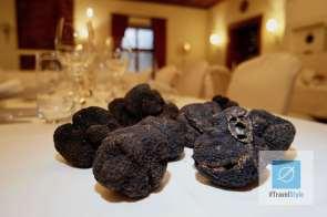 Schwarze Périgot-Trüffel