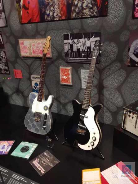 Gitarren aus der früheren Zeit
