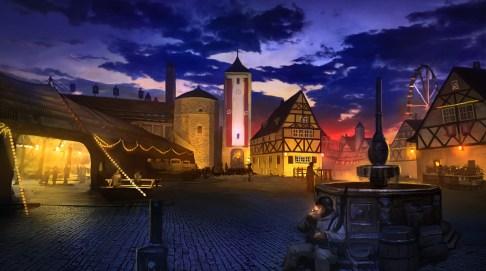 Oktoberfest in the fatherland.
