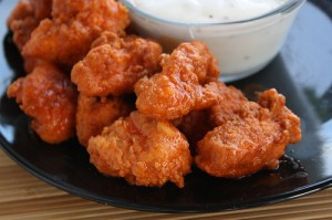 Boneless Wings at Martinsburg Marathon