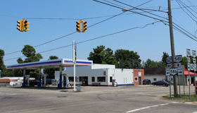Martinsburg Marathon Gas Station