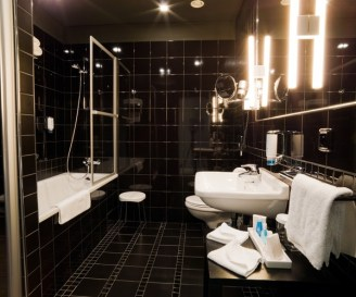 Black & White design Bathroom