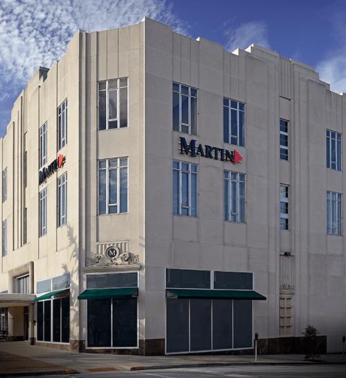 Martin Supply Corporate Office