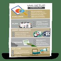 VMI Set Up Infographic - How to Guide - MartinSupply.com