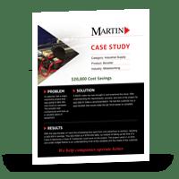 Machine Shop Improvement Case Study with $20K Cost Savings - MartinSupply.com
