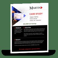 Tier 1 Automotive Fastening Solutions Case Study - MartinSupply.com