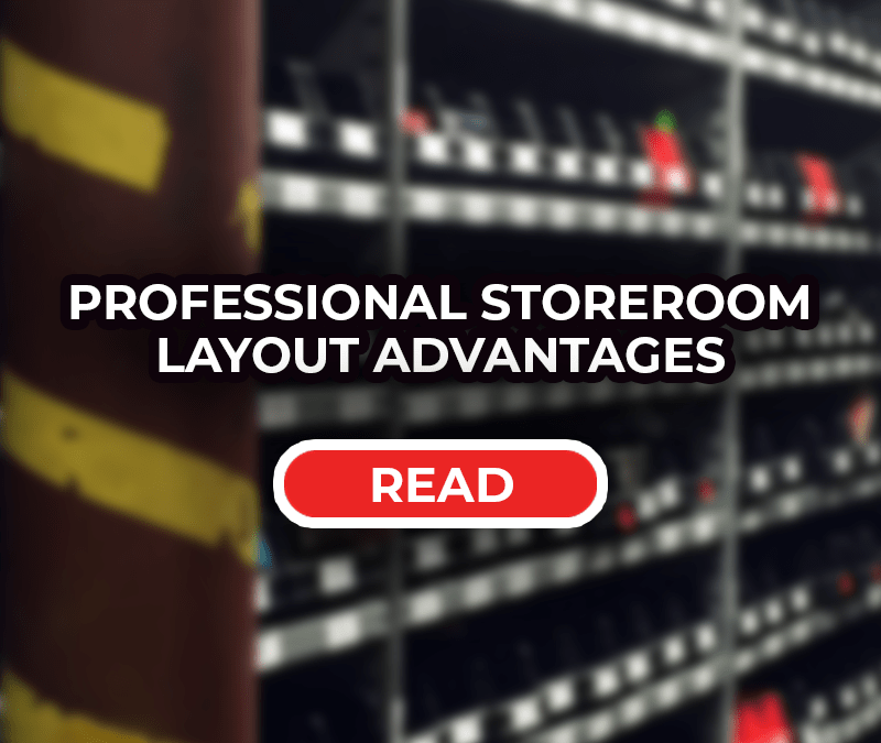 Professional Storeroom Layout Advantages