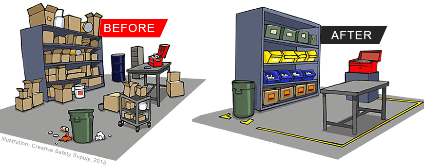 Best Practices for Moving a Storeroom | MartinSupply.com