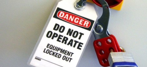 The Ins and Outs of Lockout-Tagout