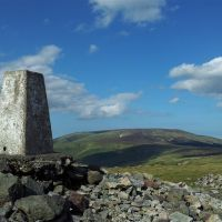 Cheviots Walk from Slymefoot in Upper Coquetdale - Barrowburn, Uswayford, Bloodybush Edge, Davidsons Linn, Windy Gyle and Loft Hill (13 miles)