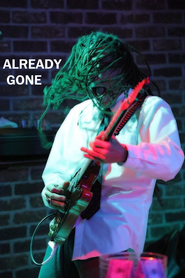 """""""Already Gone"""" first single from new EP   THIN ICE!"""