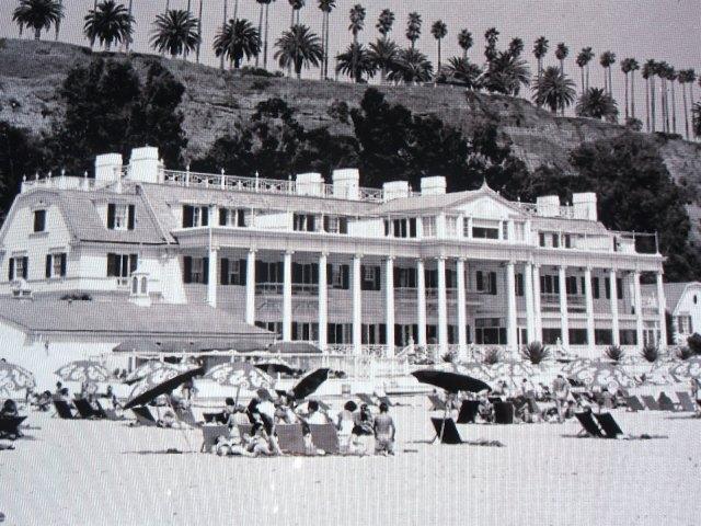 Marion Davies Ocean House - Santa Monica, California