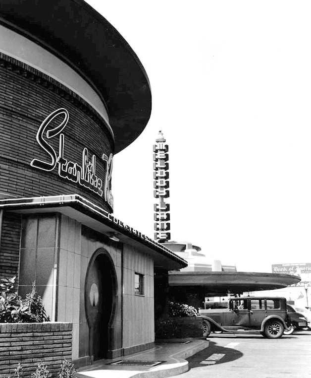 Starlight Room at the Melody Lane, Wilshire & Western, Los Angeles (1)
