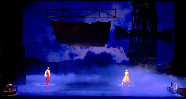 Don Quijote 2016 - Teatro Colón - Foto: Arnaldo Colombaroli
