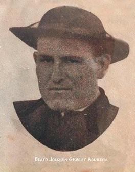Beato Joaquín Gisbert.