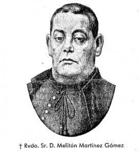 Beato Melitón Martínez.
