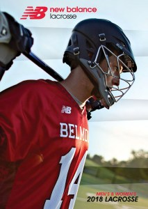 New Balance Lacrosse 2018 Catalog