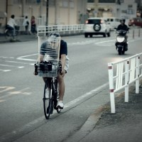 DIY: Bike Windshield