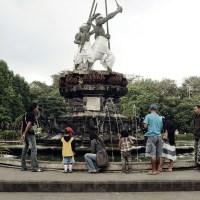 Taman Puputan (Puputan Park)