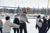 Talvine võrkpall