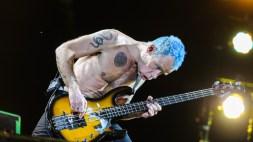 The Red Hot Chili Peppers Tallinna Lauluväljakul