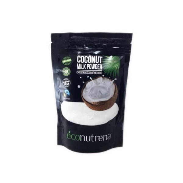 Кокосовое молоко сухое Ecountrena, пакет пластиковый 150 г., Шри-Ланка