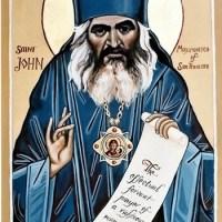 Sfântul Ioan Maximovici, Arhiepiscop de San Francisco