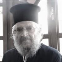 Mărturia monahului care i-a închis ochii Cuviosului Ioan Iacob Hozevitul