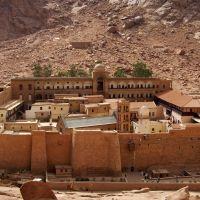 Sfântul Munte Sinai - video