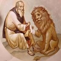 Leul - ucenicul Cuviosului Gherasim de la Iordan