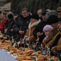 Moşii de iarnă în tradiţia creştină