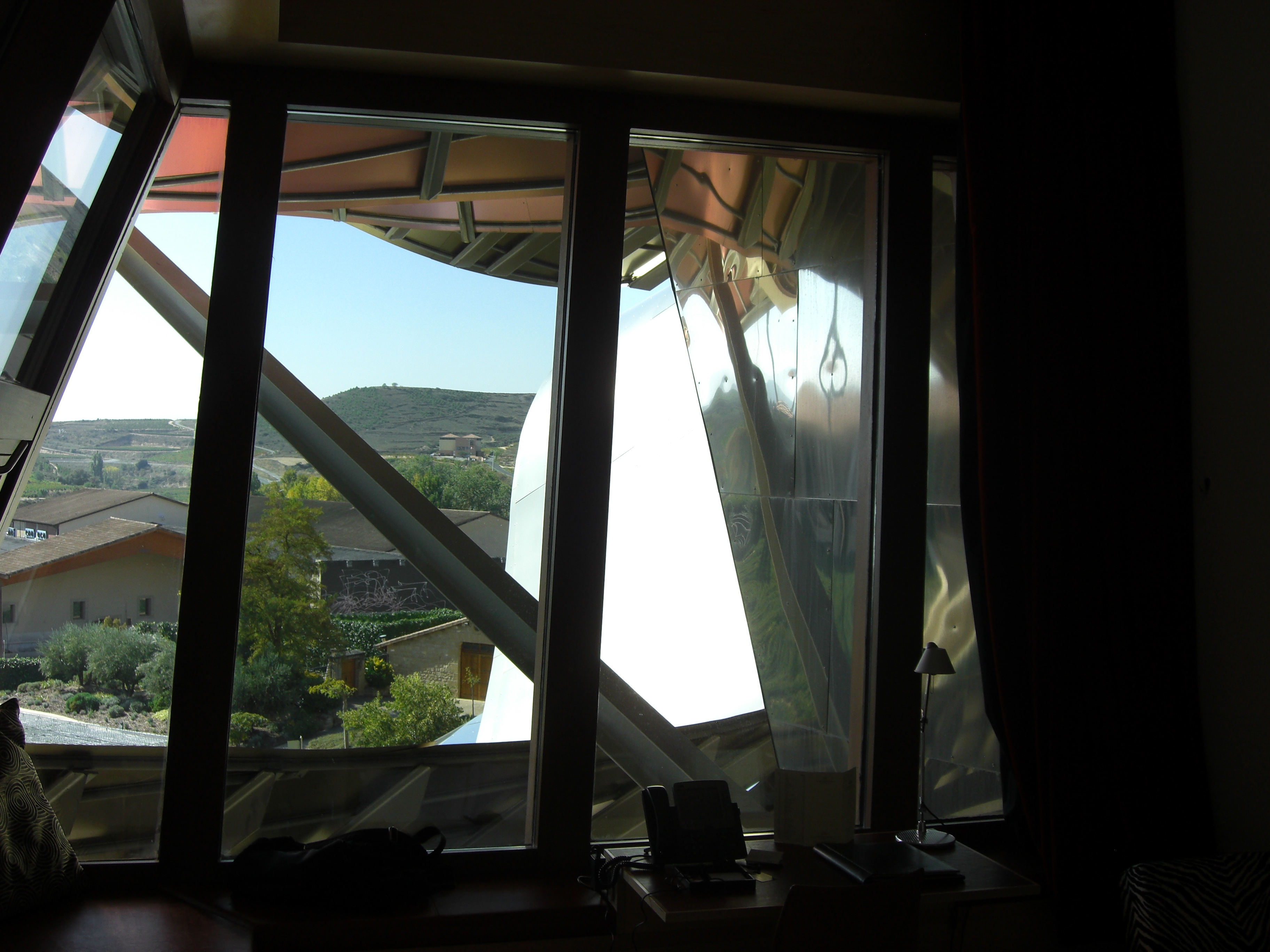 A view from Room 7