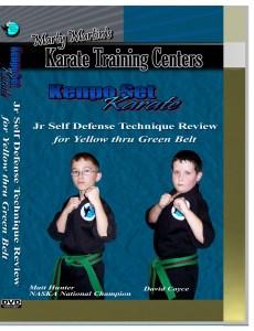 Enter Children's In Self Defense Skill Set Techniques