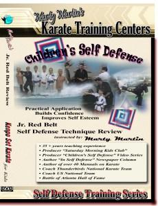 Enter Children's In Self Defense Red Belt Review
