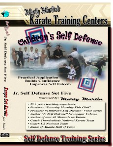 Enter Children's In Self Defense Jr Self Defense Set 5