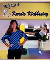 Enter K2 Kardio Kickboxing Workout