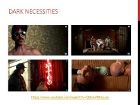 Dark Necessities Images