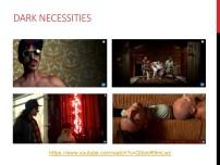 Dark Necessities Images