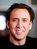 Actor Nicolas Cage arrives for the Los A