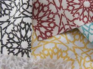 Mamounia Petite Indoor fabric by Martyn Lawrence Bullard