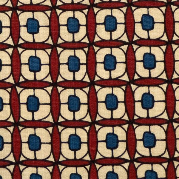 Theodore dahlia indoor fabric by Martyn Lawrence Bullard